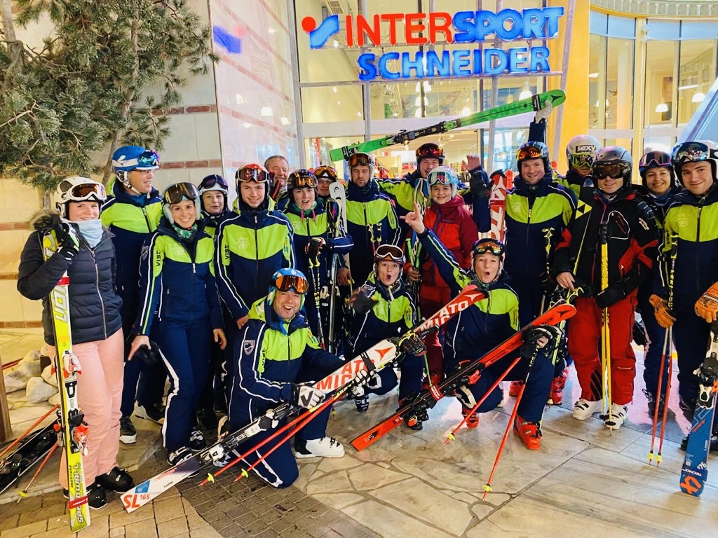 Skitest Intersport Schneider 🎿⛷